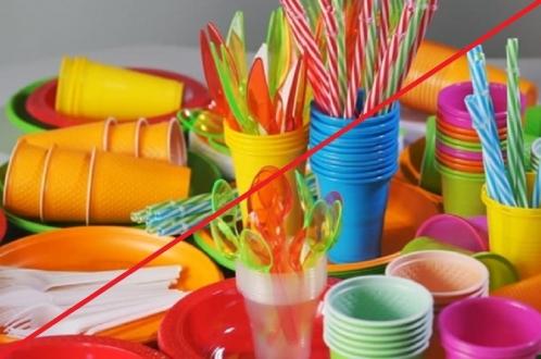 Amazon блокирует продажи одноразового пластика