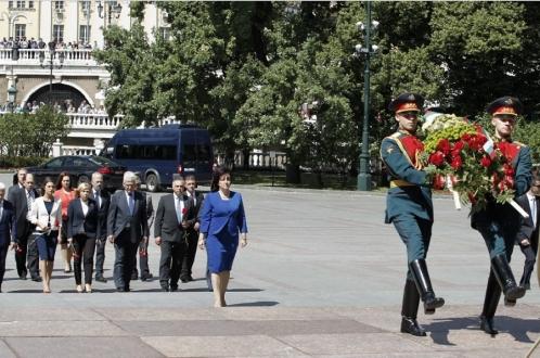 Болгарские депутаты приехали в Москву