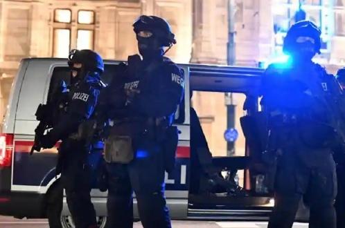 Террористическая атака на Вену