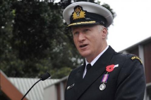 Бывшего военного атташе обвиняют в подглядывании. Новая Зеландия
