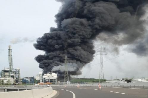 Мощный взрыв в Химическом парке в ФРГ. Есть жертвы