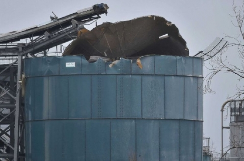 Взрыв «безобидного» бункера под Бристолем