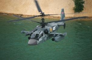 Сирия: погиб экипаж  российского ударного вертолета