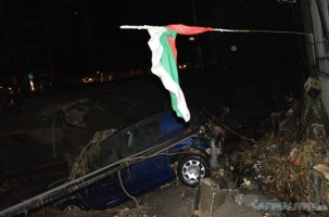 Болгария: наводнение и жертвы