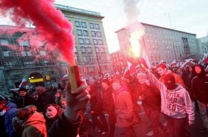 Экс-министр Польши организовал нападение на посольство РФ