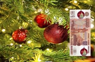 По 5 000 рублей к Новому году – на детей до 7 лет