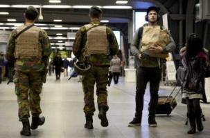 Брюссель: максимальный уровень угрозы