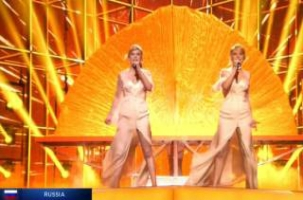 Россия вышла в финал Eurovision