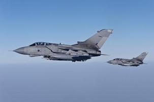 Британским ВВС дали «добро» сбивать российские самолеты