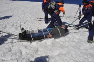 Ирландец умер при спуске с Эльбруса