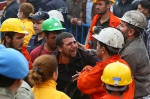 Крупнейшая катастрофа на шахте Турции