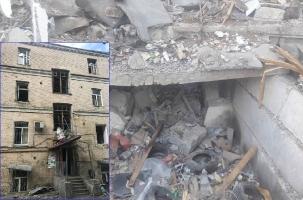 «Холодный» взрыв в Киеве: секрет гаражей