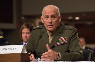 Генерал Джон Келли станет госсекретарем внутренней безопасности США