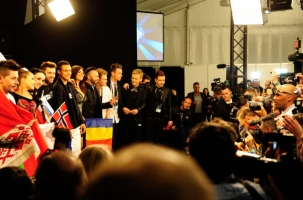 Евровидение: курс на финал