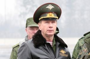 Назначен глава российской гвардии. Биография