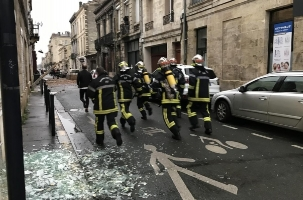 Бордо: взрыв в гараже