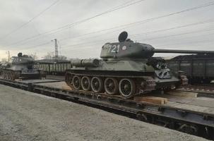 Россия получила из Лаоса свои легендарные Т-34