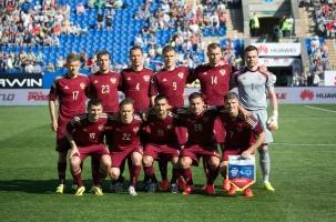 Состав сборной России на Чемпионат мира-2014