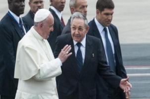 Гавана встретила Франциска