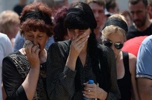 Теракт в Донецке