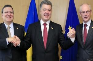 Три бывших республики СССР вошли в ассоциацию с ЕС