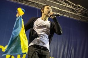Украинские музыканты соревнуются в преданности нацистам