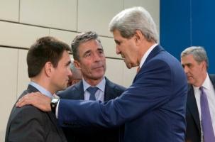 Киев позвал госсекретаря США
