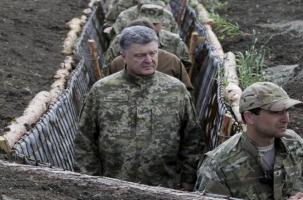 Киев отказал Донбассу в особом статусе
