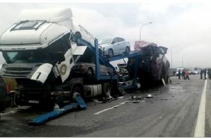 Автобус Москва–Ереван: 5 человек погибли