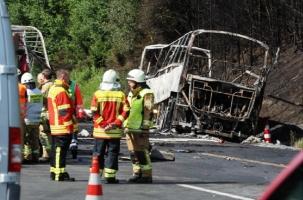 18 туристов-пенсионеров погибли в Баварии