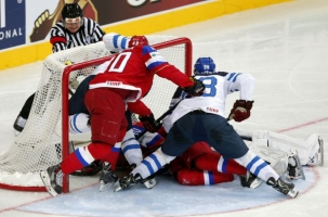 Хоккей: Россия – чемпион!