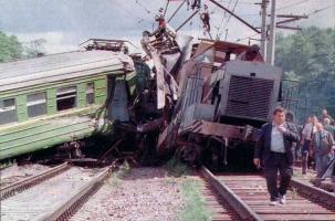 Крушение поездов под Москвой: 50 человек пострадали