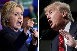 Русскоязычные израильтяне выбрали бы Трампа