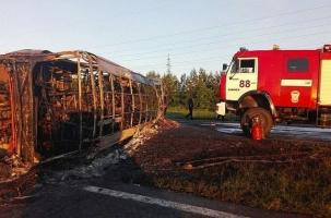 14 пассажиров погибли ночью в ДТП в Татарстане