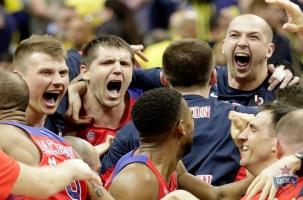 Две победы России в «финале четырех»
