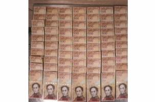 Азербайджанцы везли венесуэльскую валюту из Турции