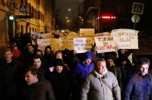 Противостояние митингов в России и Турции