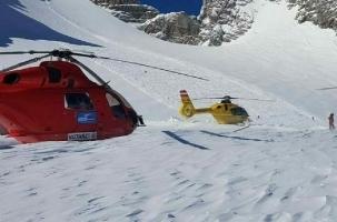 Черное воскресенье: шесть человек унесли лавины в Австрии
