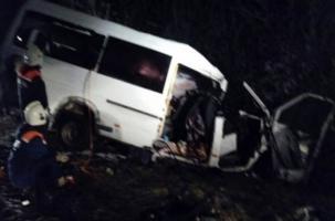 15 человек погибли в автокатастрофе в Марий-Эл