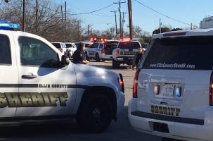 Школьник стрелял в техасской Италии