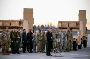 США подарили Украине радары