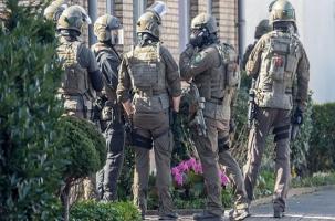 ФРГ: полиция осталась без налетчиков