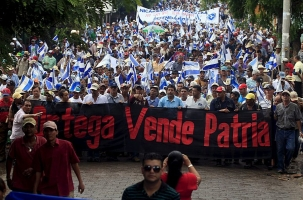 США организуют майдан в Никарагуа