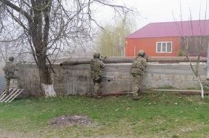 Спецназ ФСБ обезоружил дом в Ингушетии