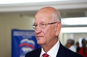 Юрий Берг – в отставку не уходил, но отправлен