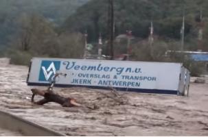 Потоп: Туапсе–Апшеронск–Сочи