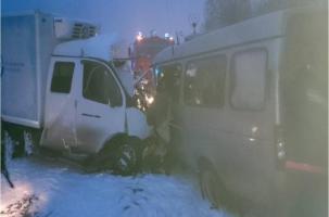 Автобус фанатов ФК «Волга» разбился в автокатастрофе