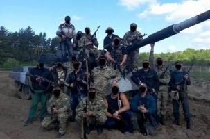 Подо Львовом взбунтовались военные в тапках