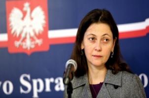 Замминистра юстиции Польши попала в вытрезвитель