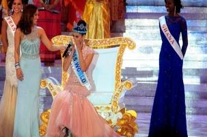 Красавица из Филиппин победила на конкурсе «Мисс Мира 2013»